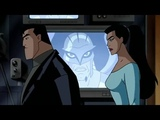 Thanagar TV Batman! Wonder Woman! We are your friends!