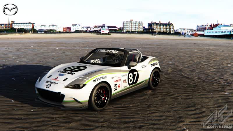 🔴Розыгрыш игры ! Автодром Zandvoort! Гоночный уикэнд! Mazda MX5 CUP и GT3