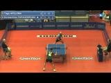 European Championships 2013 Tiago Apolonia vs PAPAGEORGIOU Konstantinos