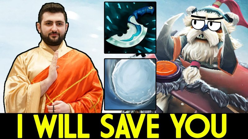 GH-God [Tusk] Don't Scare I Will Save You 7.13 Dota 2