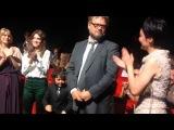Премьера фильма «Прошлым летом» на 9-ом Международном кинофестивале в Риме (18.10.2014) (2)