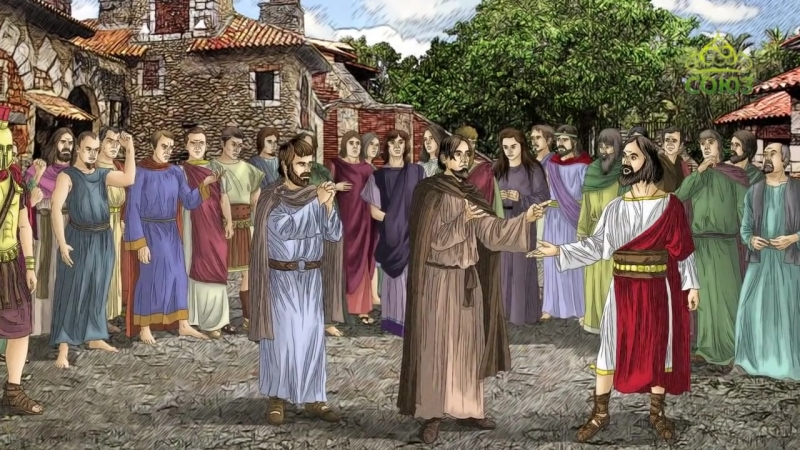 Мученики Елиподий и Александр Лионские (Мульткалендарь)