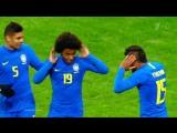 Контрольный матч. Россия - Бразилия 0:3 66 Паулиньо