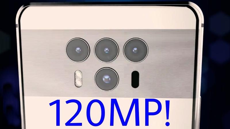 Huawei P30 Pro - 120MP Camera,8GB Ram,5G,First Look!