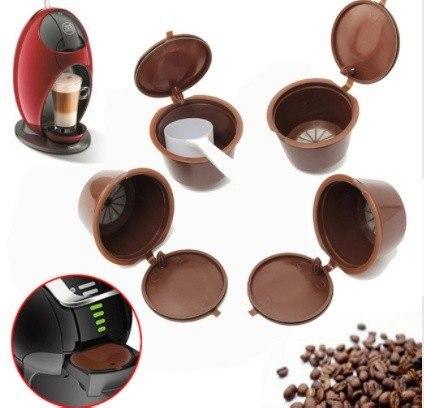 Многоразовые капсулы для кофе за 280