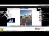 [Реакции Братишкина] Братишкин смотрит: Топ Моменты с Twitch | Стриптиз на Твиче?! | Папича Съели Собаки | Запалила Жепу