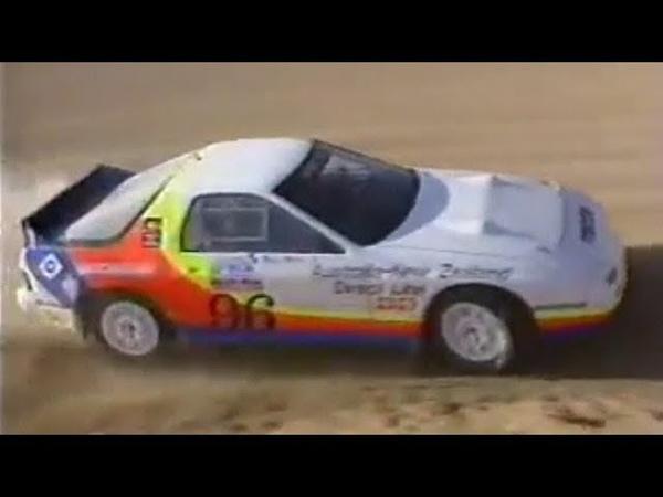 Pikes Peak Hill Climb 1992 - Rhys Millen / Mazda RX-7