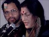 Meera Bhajan   Pagh Ghungroo Bandh   Kishori Amonkar   Swar Utsav 2003