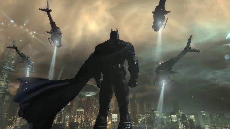 Трейлер игры Batman Arkham City
