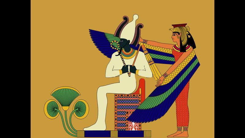 Мифы человечества 11 Осирис и масонство 2005 Германия Myths of Mankind Roel Oostra док сериал мифология история