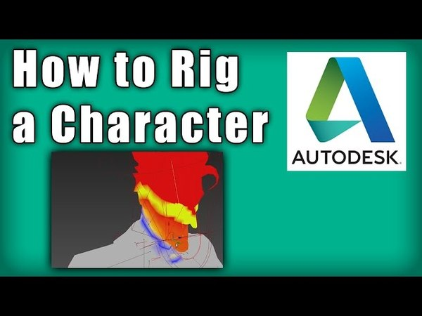 3ds Max Animation Tutorial - Rigging a Character 3D Model - Setup of the Cat Rig Skinning