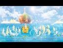 ПУТЕШЕСТВИЕ НА НЕБО корейской художницы устройство небес рая в ее картинах