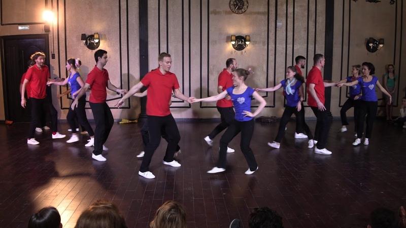 MOST 2018 — Dance Train — Boogie_danceteam