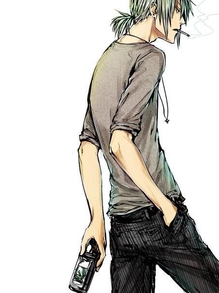 аниме аватарки для парней: