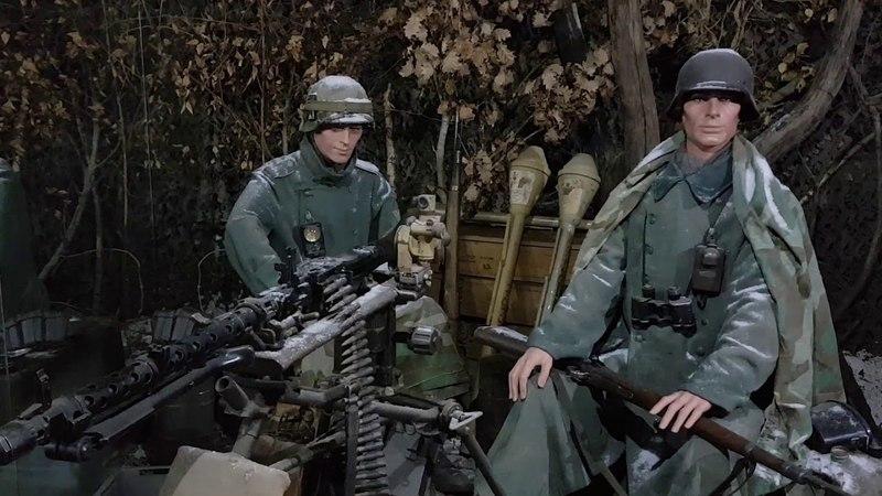 Битва за Арденны 1944-1945. Военный музей, обзор крутой коллекции! La Roche en Ardenne, Бельгия