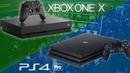 В чём разница между консолями Xbox One X и PS4 Pro И что лучше подробное сравнение и различия