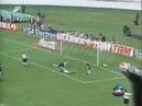 Coritiba 4 x 1 Palmeiras - Campeonato Brasileiro 2001