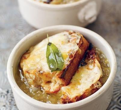 рецепт лукового супа по итальянски