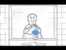 Милый и трогательный мультфильм. 720p via Skyload