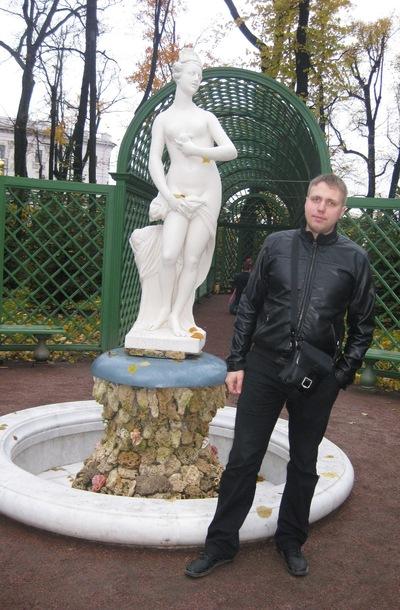 Игорь Моисеенко, 25 ноября 1986, Санкт-Петербург, id527662
