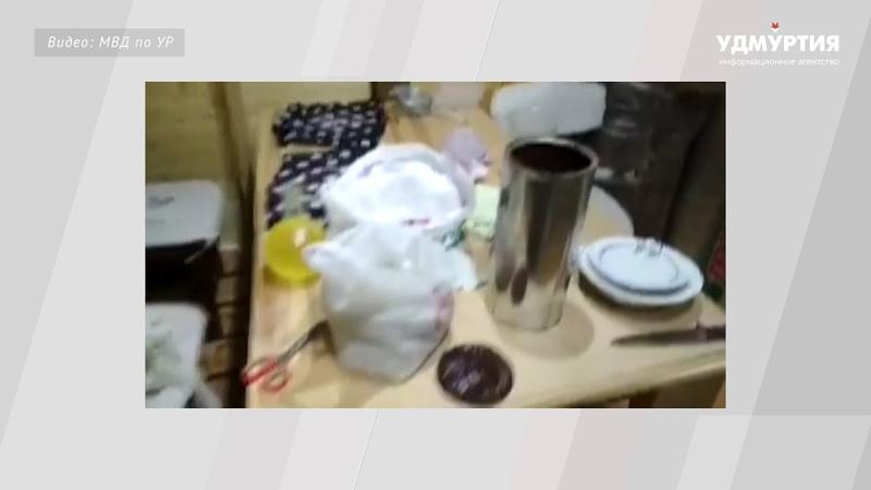 Наркотики с дачи: житель Ижевска выращивал коноплю на приусадебном участке