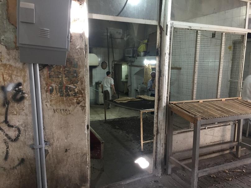 Пекари хлеба. Путешествие в Иран