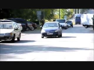 Фокус с параллельной парковкой