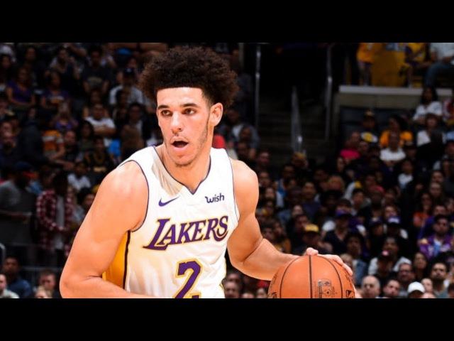 Обзор НБАЛос-Анджелес Лейкерс – Нью-Орлеан Пеликанс 23.10.17
