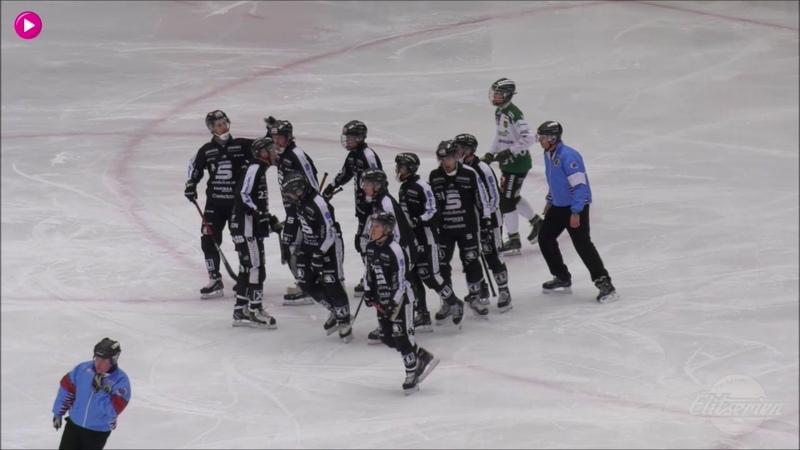 Elitserien Sandvikens AIK Frillesås BK 8 5