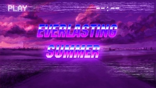 Everlasting Summer - Let's be friends (Retrowave, Synthwave Cover)