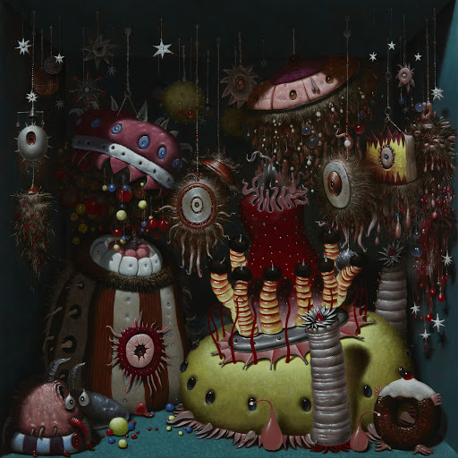 Orbital альбом Monsters Exist (Deluxe)