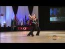Kristopher Swearingen and Rebecca Ludwick US Open 2014 Classic Finals