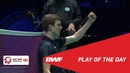 Play of the Day YONEX All England Open 2019 semifinals BWF 2019
