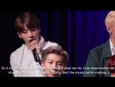 VIDEO 180919 BTS On Songwriting Success Their Fans @ GRAMMY Museum