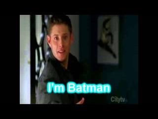 Supernatural : I'm Batman !