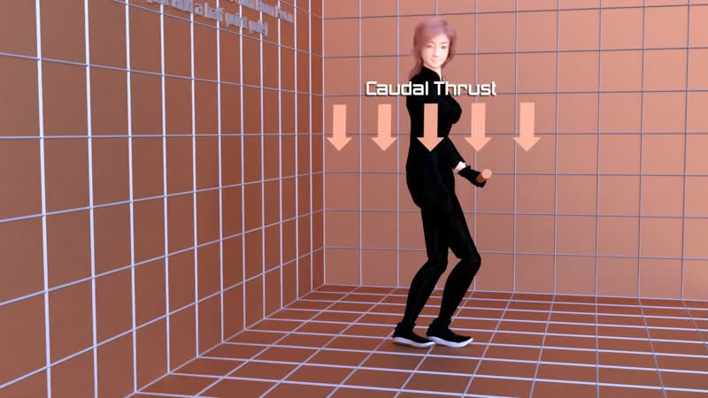 (3/3)(modified)(work in progress) Biomechanical Simulation of Kung Fu Wing Chun 詠春六點半棍法