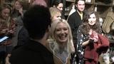 Hilary Duff Bids HUGE bucks for Fancy LA Food Tour.