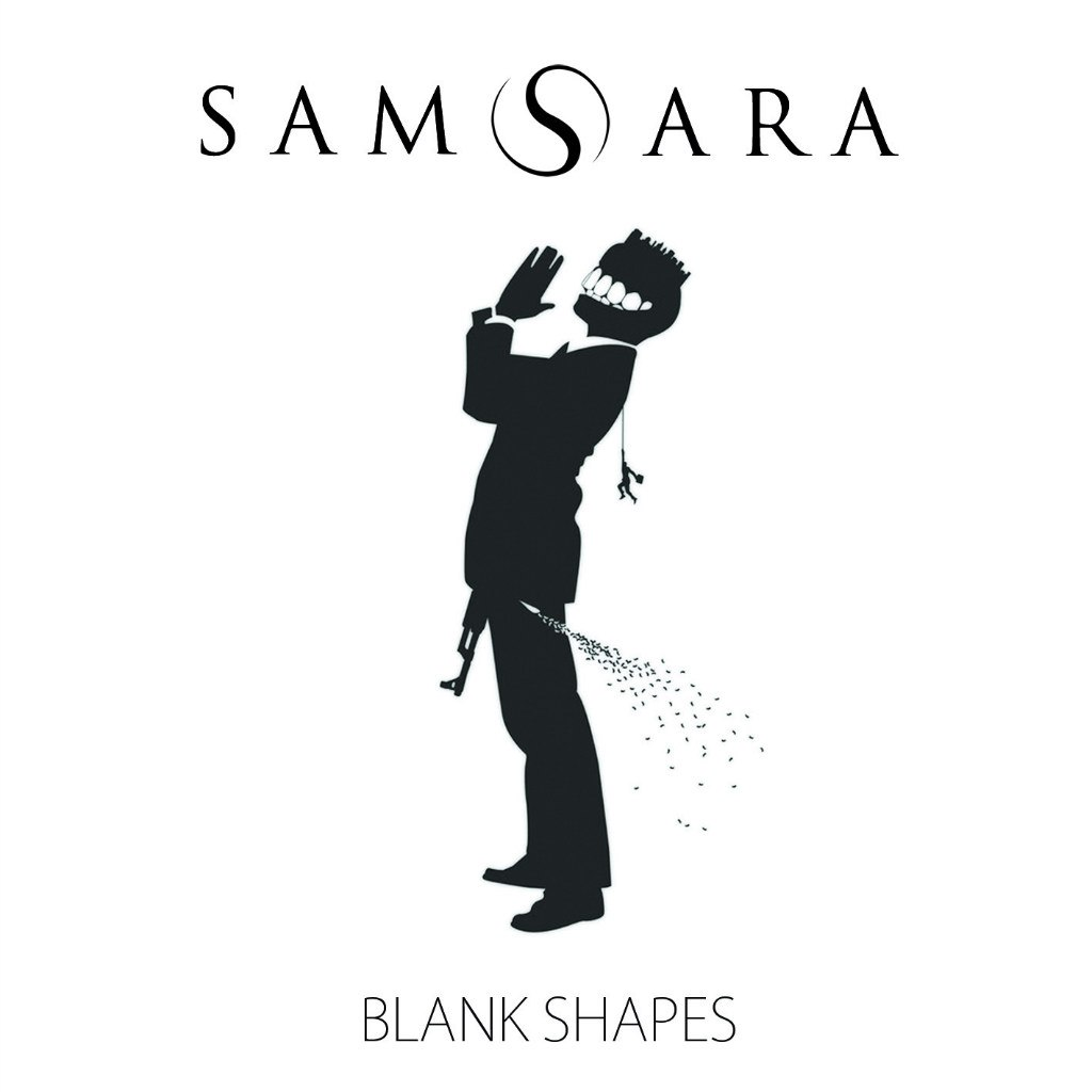 Samsara - Blank Shapes [EP] (2012)