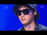"140815 YouTube - Tablo's Guide Version of Younha's ""Umbrella"" Best Release @ You Hee Yeol's Sketchbook 2014.08.15"