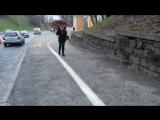 20171205_134646. Прогулка по Киеву. Вниз от Украинского дома и Филармонии
