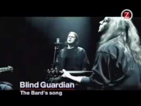BLIND GUARDIAN - The Bards Song (OFFICIAL MUSIC VIDEO)