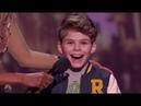 Merrick Hanna Boy Dancer Turns Into a ROBOT On LIVE Stage America's Got Talent 2017