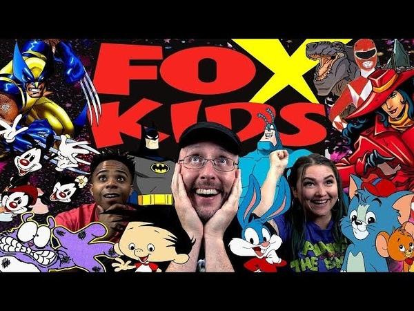 Ностальгирующий Критик Fox Kids
