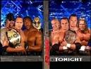 The Biggest 8 Man Match Undertaker,The Rock,Booker T, Goldust Vs HHH The Un-Americans