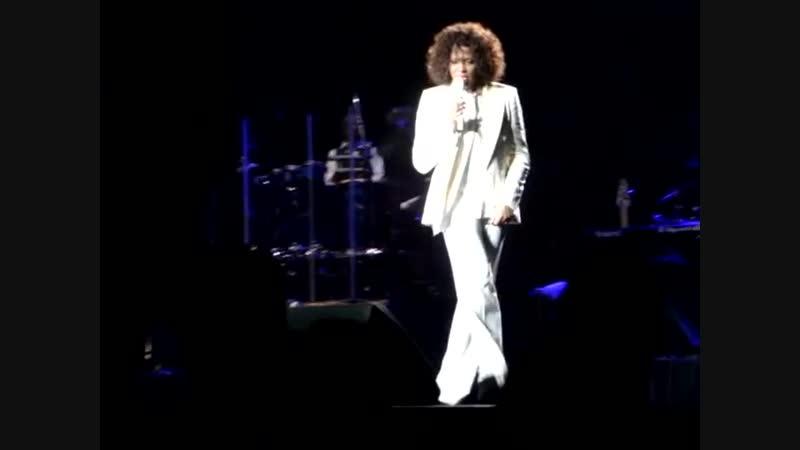Whitney Houston - Michael Jackson tribute @ Brisbane Second SHow Entertainment Centre