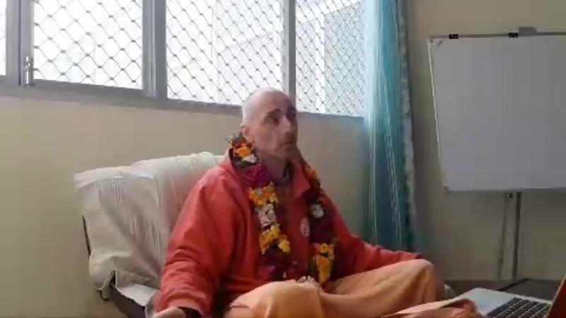 2019.01.18 Е.М. Гаура Сундара прабху. Основы философии