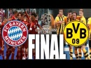 Bayern Munich vs Borussia Dortmund Champions League Final Promo 2013
