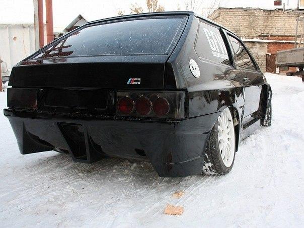 Русские машины и музыка