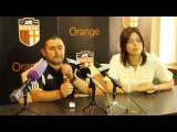 Vardan Bichakhchyan press conference (03.07.2014)