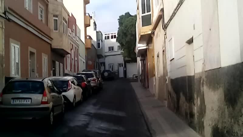 улицы Лас Пальмас